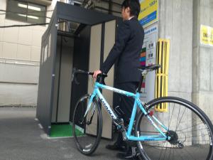 ECOPOOL 西武武蔵境第3駐輪場(B-box)1