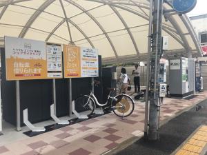 ECOPOOL by B-box阪神甲子園北駐輪場1