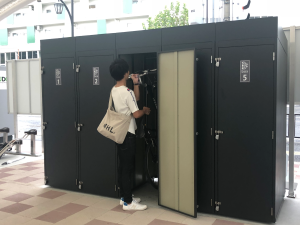 ECOPOOL by B-box阪神甲子園北駐輪場2