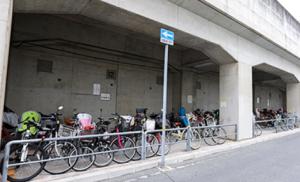 ECOPOOL 阪神甲子園西駐輪場1